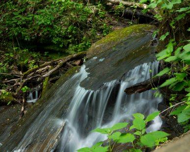 Cascade below Twin Falls