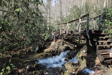 Bridge Over Corbin Creek