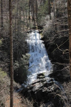 Laurel Fork Falls
