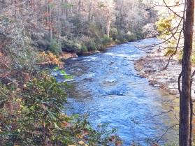 Chatooga River